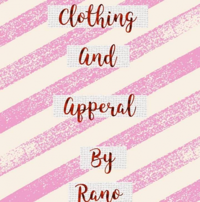 Clothing & Apparel by Rano