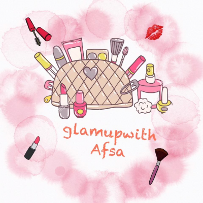 Glamup with Afsa