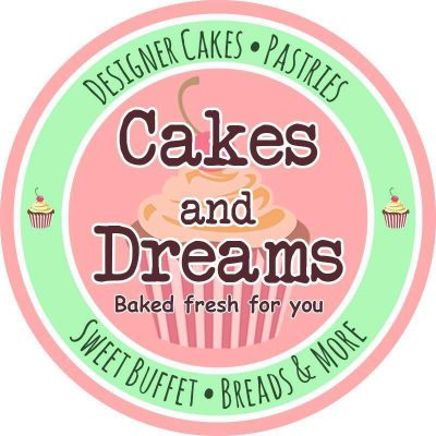 Cakes and Dreams 'baked fresh for you'
